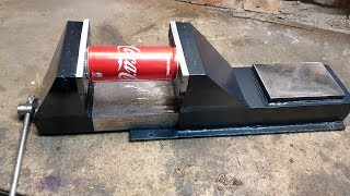 Homemade vise