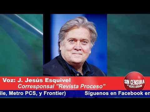 """""""La Presidencia no es imperial aunque Trump la quiera manejar así"""": Jesús Esquivel"""