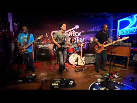 """The Artie Lange Show - Dumpstaphunk Performs """"Reality Of The Situation"""""""