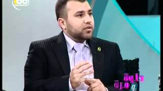 LBC: Interview with Mohamed El-ARAB about Calligraphy Jinan Contest 2011