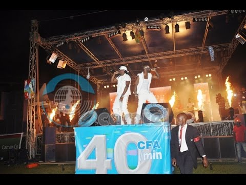 BIFTY 2014 Concert P SQUARE