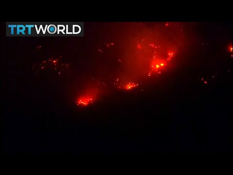 Money Talks: California fires force thousands to evacuate