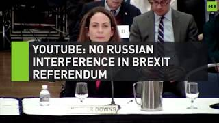 YouTube: No Russian interference in Brexit referendum
