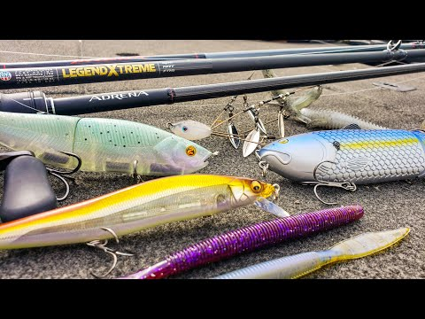 spring-bass-fishing-gear-review---top-new-baits-and-rods-for-2020!