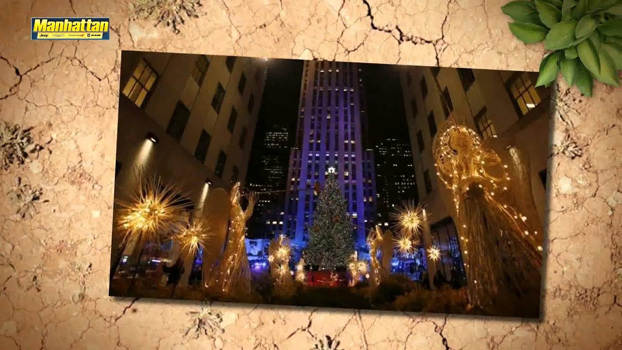 2014 Rockefeller Center Christmas Tree Lighting