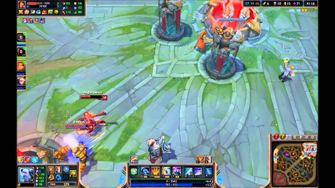 League of Legends - Packet Loss - YouTube