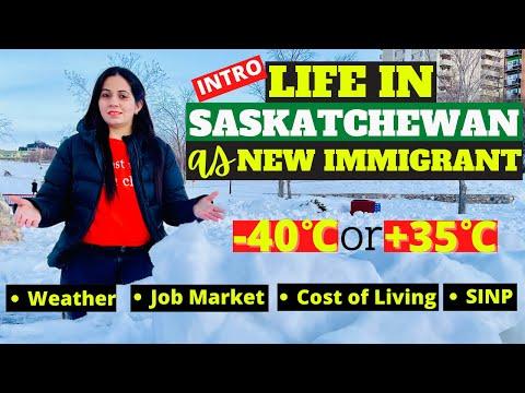 LIFE in SASKATCHEWAN as a NEW IMMIGRANT | SASKATCHEWAN SERIES INTRODUCTION