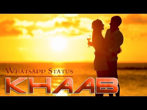 Khaab || New Punjabi Whatsapp Status || Romantic Status || Latest Punjabi Status 2018
