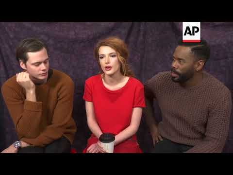 Bella Thorne, Irrfan Khan, John Cho and more discuss Sundance Film Festival