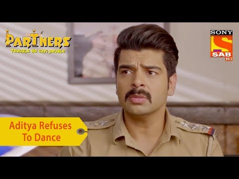Your Favorite Character   Aditya Refuses To Dance   Partners Trouble Ho Gayi Double