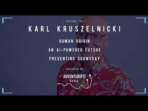 #150 - Karl Kruszelnicki On Human Origin, An AI-Powered Future & Preventing Doomsday