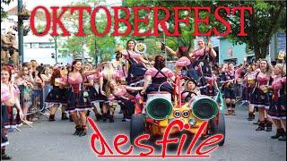 Oktoberfest Blumenau 2017 -  Desfile da maior festa Alemã Brasileira #2