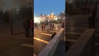 Kayseri Cumhuriyet Meydanı akşam