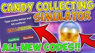 Candy Collecting Simulator Codes - 2019