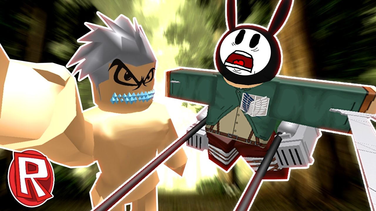 Roblox Attack On Titan Becoming A Titan Roblox Roleplay