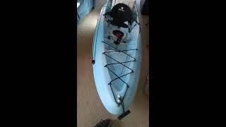 видео MainStream Rambler 13.5 Tandem - двухместный Sit-On-Top каяк для летних прогулок и пляжного отдыха