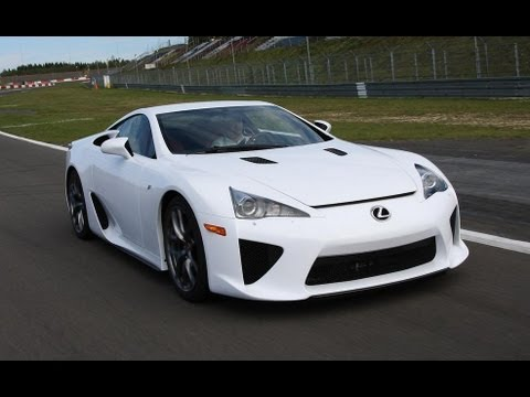 2012 lexus lfa - name that exhaust note, episode 77 - car and driver
