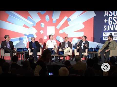 ASU GSV Summit:  The Promise of Big Data & Adaptive Learning