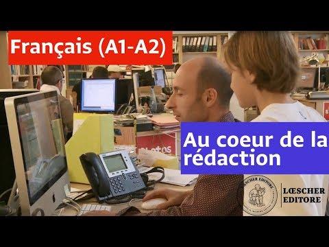 Français - Au coeur de la rédaction (A1-A2)