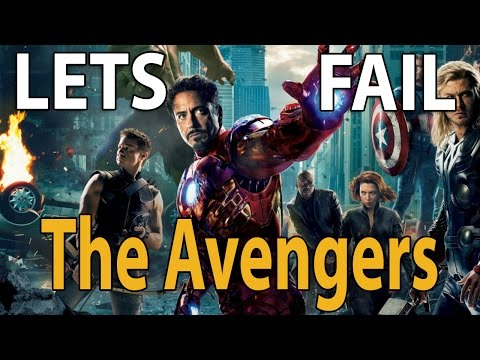 LETS FAIL The Avengers by BrooksShow