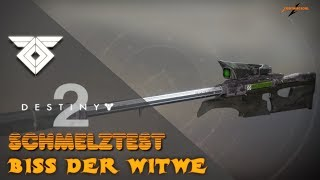 SCHMELZTEST: WIDOW'S BITE - BISS DER WITWE - OP SNIPER #1 | Deutsch | 1080x60