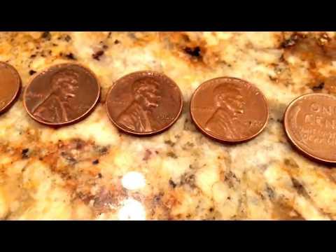 Penny 1952 1953 1966 1973 1975