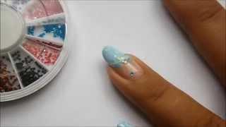 Nail art Bulle Thumbnail