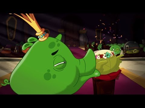 Angry Birds Epic - King Pig Castle - Universal - HD ...