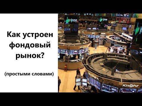 Как устроен фондовый рынок (простыми словами)