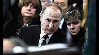 Какую тайну Путина унесла с собой Вербицкая...
