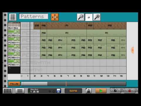 Demo Dangdut Sampling Caustic via Android