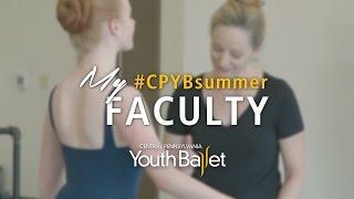 My #CPYBsummer Faculty