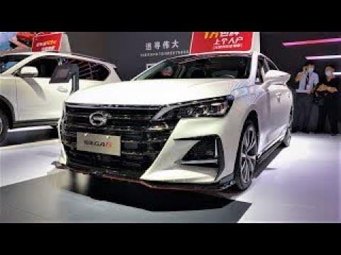 2020 GAC GA6 Sport Walkaround—2020 Chengdu Motor Show—2020款广汽传祺GA6运动版,外观与内饰实拍