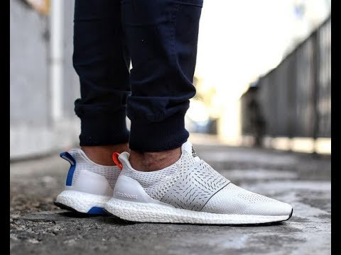adidas consortium x wood wood ultra boost white