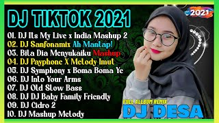 Download DJ TIKTOK TERBARU 2021 - DJ ITS MY LIFE x INDIA MASHUP 2 FULL BASS VIRAL REMIX TERBARU 2021