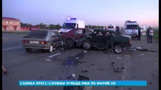 Вести Марий Эл - В ДТП на Сернурском тракте погибли 2 человека