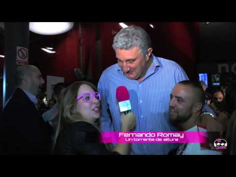 Fernando Romay estreno #Torrente5