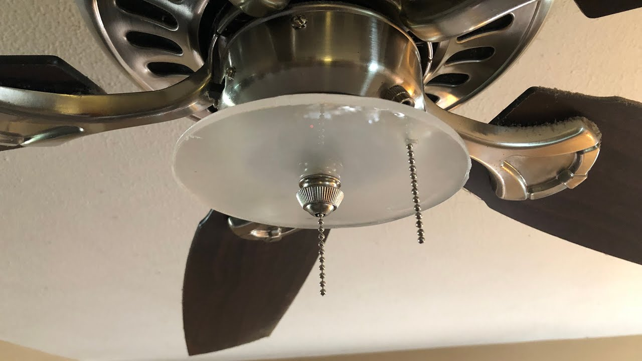 Ceiling Fan Led Light Kit Youtube