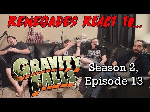 Renegades React to... Gravity Falls - Season 2, Episode 13