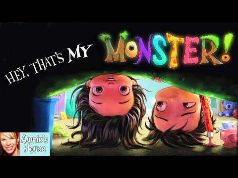 📚 Kids Book Read Aloud: HEY, THAT'S MY MONSTER! by Amanda No