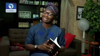 Channels Book Club Features Teju Babyface Author Secrets Of The Streets Pt 2