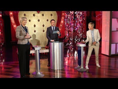 Jane Lynch Plays Ellen's New Game!