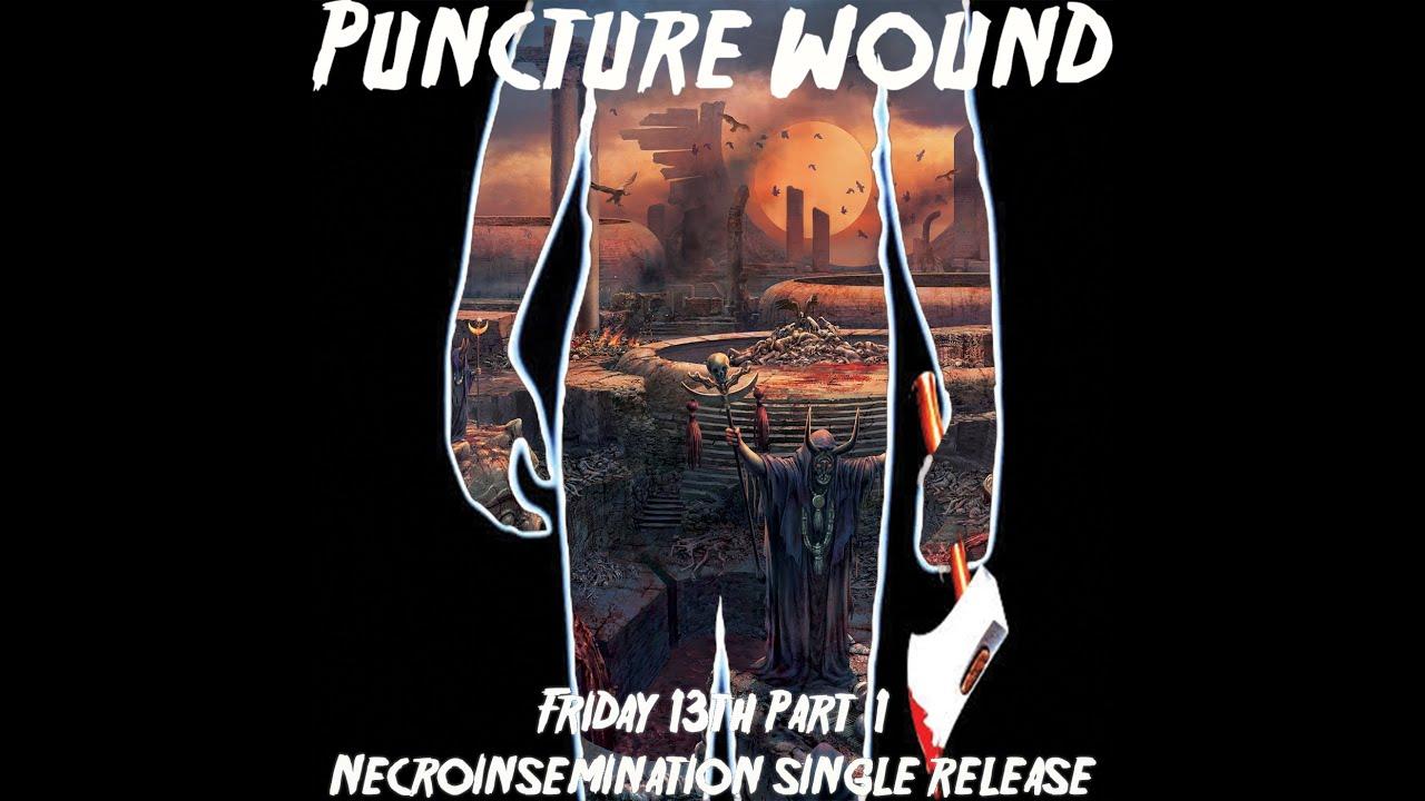 Download Puncture Wound - Necroinsemination Lyric Video