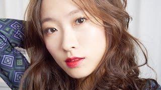 퀵 & 시크 풀 레드립   [ENG] Chic Red Lip Makeup in 10min