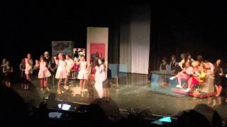 kvhs legally blonde act 2 highlights