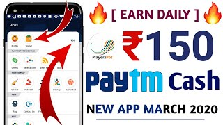 Earn ₹150 Daily   New Earning App 2020 with Payment Proof   Earn money apps   Playerzpot App review