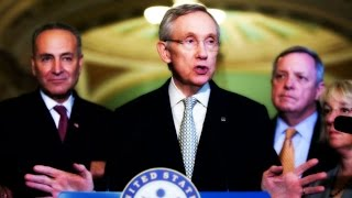 Senate Dem Harry Reid's Surprising Decision Not to Run