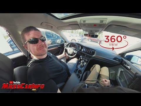 2019 Volkswagen Jetta - Test Drive Experience VR 360 VW