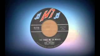 Don Bryant - You Cause Me To Wonder