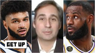 Zach Lowe responds to Jamal Murray, previews Lakers vs. Nuggets series | Get Up